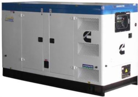 Genset Super Silent Type